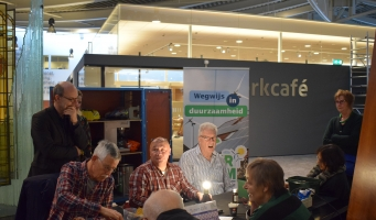 Repair Cafe in het gementehuis